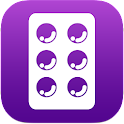 Lady & Birth Pill Reminder icon