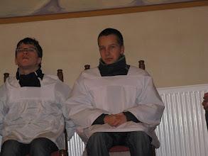 Photo: czyzby ministranci wiedzieli kto jest sw. Mikolajem?