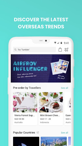 Airfrov Latest Version APK 1