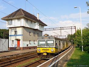 Photo: EN57-1951, Oleśnica - Wrocław Główny {Wrocław Nadodrze; 2014-07-17}