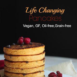Life Changing Pancakes Recipe