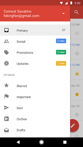 Gmail Go for PC