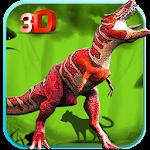 African Dino Tyrannosaurus Sim 1.0 Apk