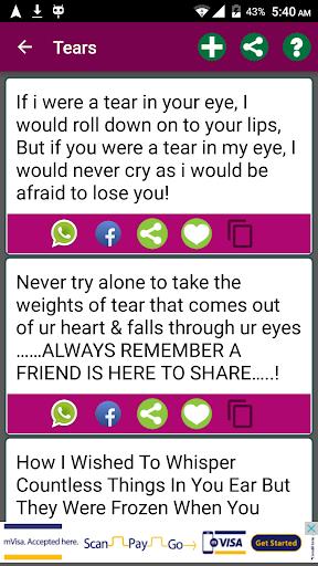 Messages For Whatsapp 5.14 screenshots 4