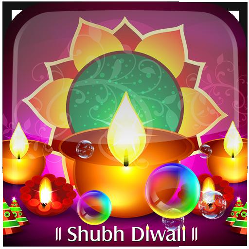 Diwali Bubble Live Wallpaper
