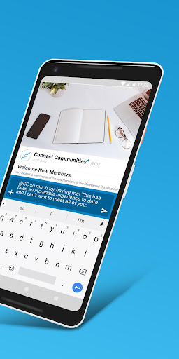 Connect Communities - screenshot
