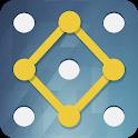 One Line: Advanced icon