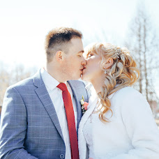 Wedding photographer Marina Timofeeva (marinatimofeeva). Photo of 25.05.2018