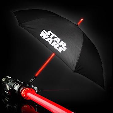 Star Wars LED Umbrella 星球大戰光劍雨傘(特別版)