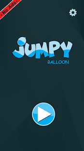 Jumpy Balloon Screenshot