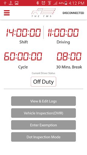 TheTMS ELD Solution  screenshots 1
