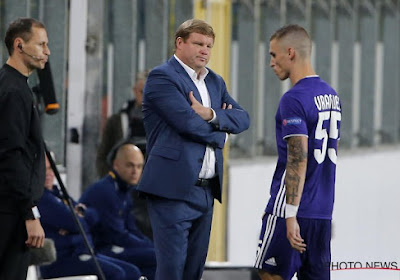 Hein Vanhaezebrouck a 'castré' Ognjen Vranjes