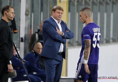 """Un défenseur d'Anderlecht prend cher: """"Souhaitez-vous, en tant qu'entraîneur, avoir un tel imbécile dans votre équipe?"""