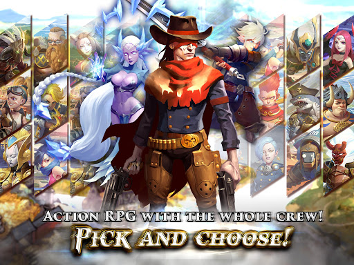 Heroes of Skyrealm 1.6.5 screenshots 8