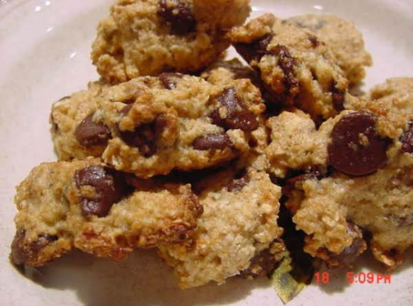 Accidental Chocolate Pecan Drop Cookies (lowfat) Recipe