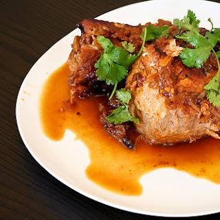 Orange & Garlic Roast Pork Loin