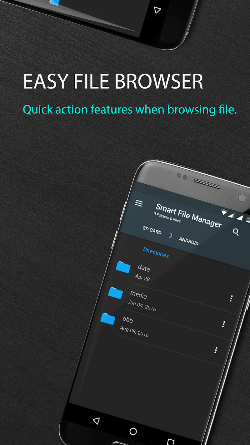 File Manager - Local and Cloud File Explorer Screenshot 4