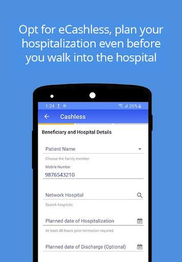 MediBuddy - Platform for Cashless Healthcare screenshot 6
