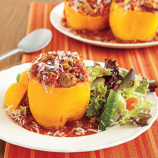 Turkey Stuffed Peppers