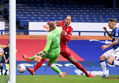 Liverpool a pris une décision suite à la blessure de Van Dijk