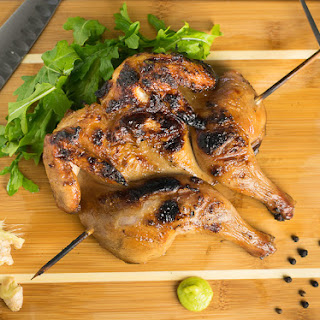 Ad - Asian Brined Cornish Hen