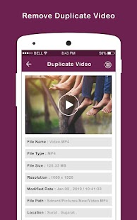 Duplicate File Remover - Duplicates Cleaner Screenshot