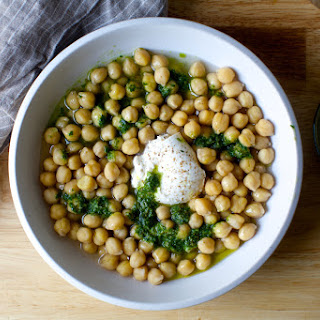 A Really Great Pot of Chickpeas Recipe