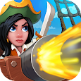 Pirate Bay - action pirate shooter. Aim and shoot icon