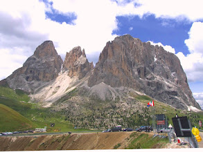 Photo: Sassolungo - Dolomiti