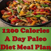 1200 Calories A Day Paleo Diet Meal Plan