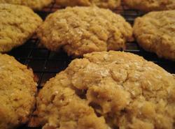 Salted Caramel & Pecan Oatmeal Cookies Recipe