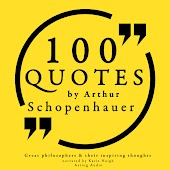 100 quotes by Arthur Schopenhauer