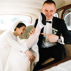 Wedding photographer Yuriy Stebelskiy (blueclover). Photo of 06.06.2018
