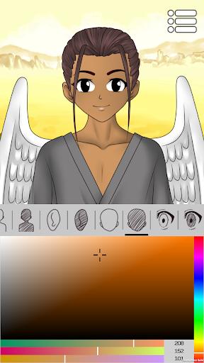 Avatar Maker: Anime screenshot 4