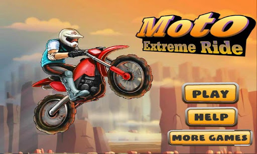 Moto Extreme Ride screenshot 6