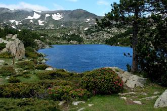 Photo: Capcir:  estany de la Comassa