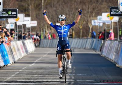 """Deceuninck-Quick.Step won dit weekend niet 1 maar 2 keer: """"Doet me met optimisme uitkijken naar volgende koersen"""""""