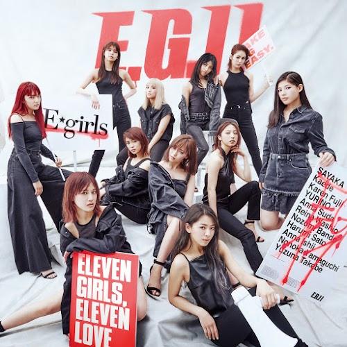 """Capa do álbum """"E.G. 11"""" – 2 CDs Edition."""