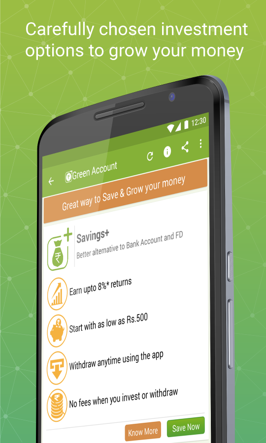 Money View Money Manager- screenshot