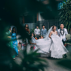 Wedding photographer Vu Thien y (vty109). Photo of 17.01.2017