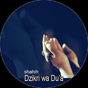 Doa dan Dzikir Shahih Lengkap - náhled