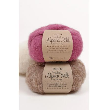 DROPS Brushed Alpaca Silk [25g]