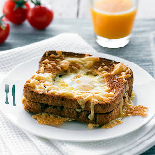 Vegemite Toad in the Hole.