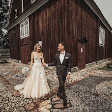 Wedding photographer Ieva Vogulienė (IevaFoto). Photo of 23.10.2018