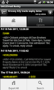 SMS2Email Buddy - SMS to Email screenshot 0
