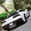 City Driving Chevrolet Corvette Parking APK