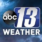 ABC13 Weather icon