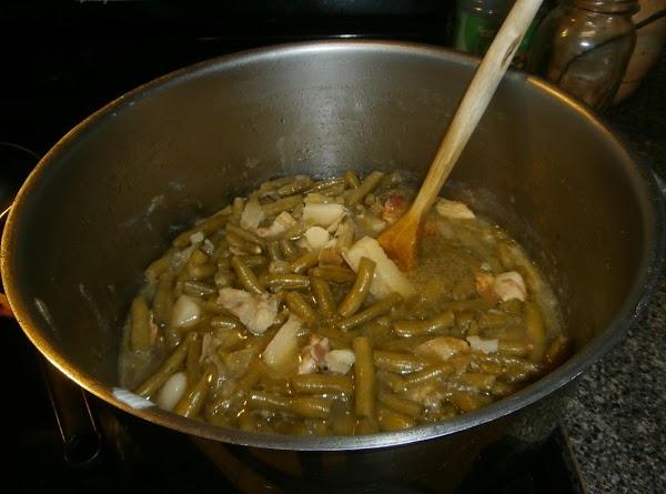 Green Beans & New Potatoes Recipe