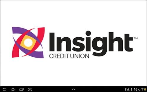 Insight CU Mobile screenshot