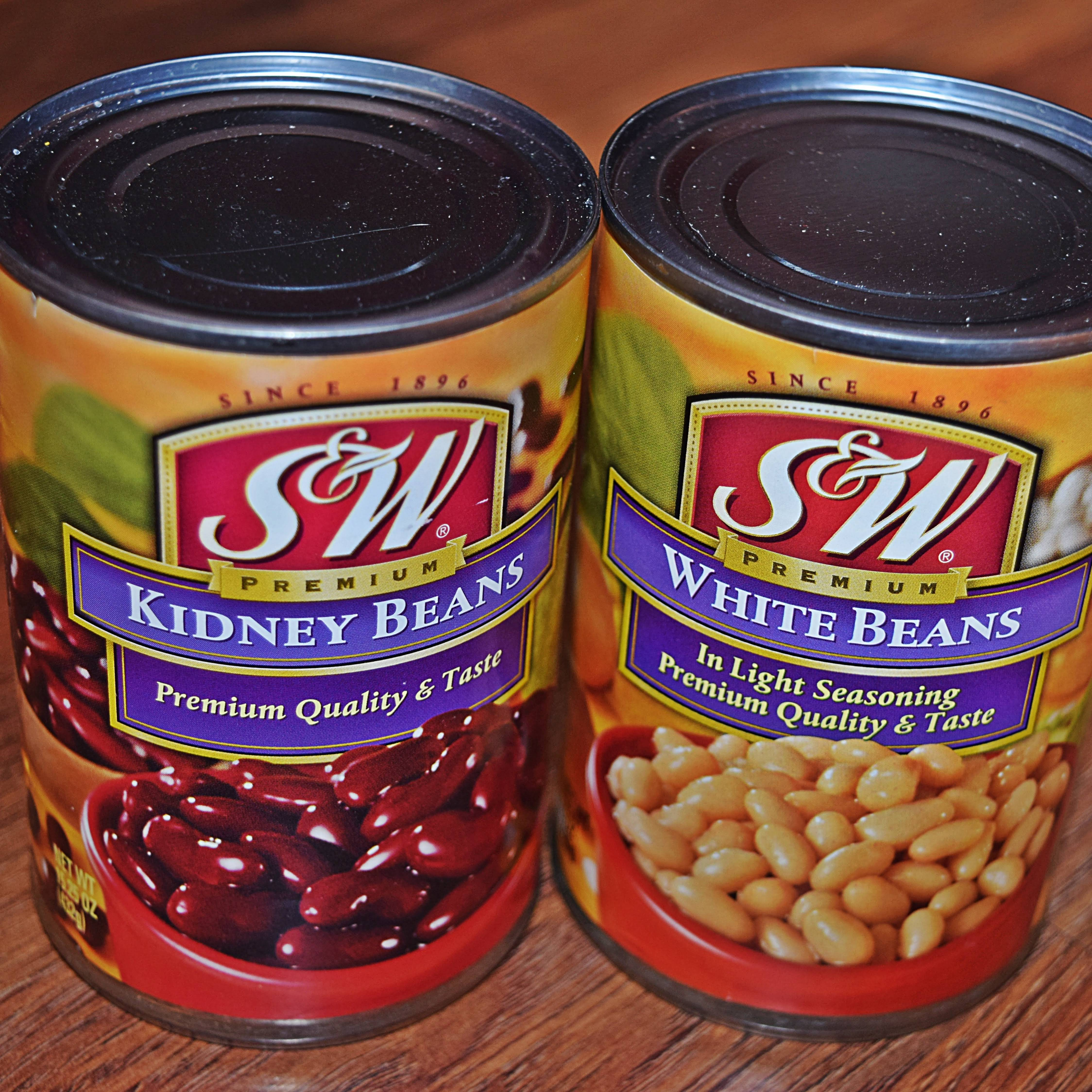 Chili Mac  taking into consideration S&W Beans
